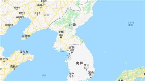 南韓,獨島,神盾艦,軍力,增加一倍(圖/Google map)