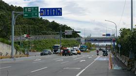 新北市,機車族,行車,安全,左轉專用道(圖/新北市交通局提供)中央社