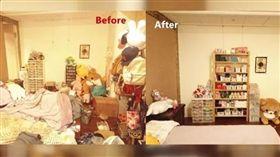 房間,居家整理師,翻攝自YouTube