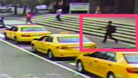 苗栗,搶劫,計程車,推落大排,劫車,強盜,傷害(圖/翻攝畫面)