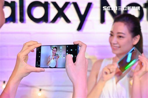 三星,Galaxy Note10,Note10,Note10+,充電,螢幕