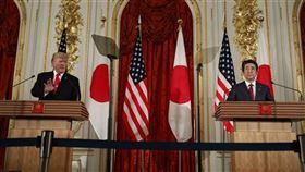 日美貿易,基本協議,農產品,汽車關稅,脫鉤(圖/美聯社/達志影像)