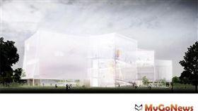 妹島和世、西澤立衛聯手打造,台中綠美圖將開工,再添世界級地標(圖/台中市政府)