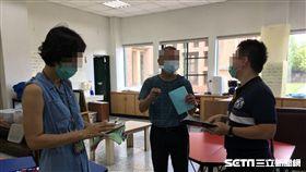 高雄美國學校爆發腸道傳染病群聚事件。(圖/高雄市衛生局提供)