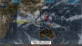 準楊柳颱風明天清晨至下午生成 若掉進南海將激起水氣朝台灣而來(圖/翻攝自賈新興臉書)