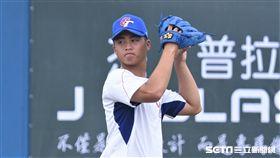 U18中華隊王彥程。(資料圖/記者王怡翔攝影)