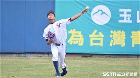 U18中華隊岳政華。(資料圖/記者王怡翔攝影)