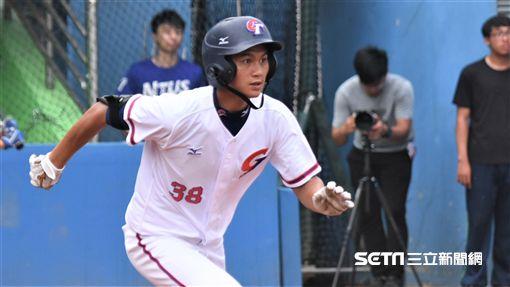 U18中華隊岳政華。(資料照/記者王怡翔攝影)