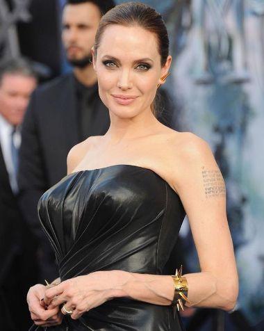 安潔莉娜裘莉(Angelina Jolie) (圖/翻攝自IG)