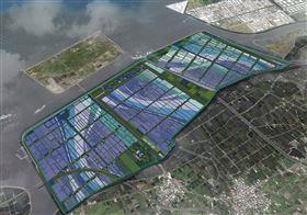 雲林縣,蘇治芬,改變綠能專區,無開發許可,沒有浪費(圖/雲林縣政府提供)中央社