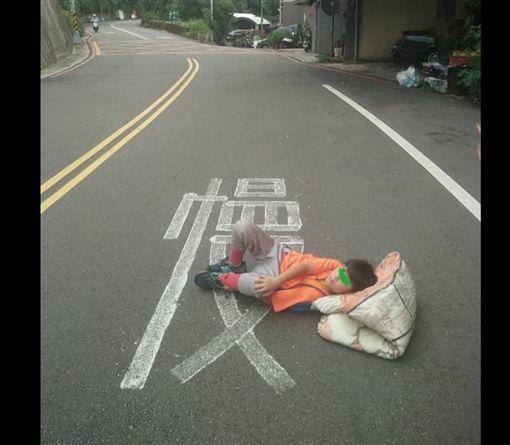 新竹,高峰路,肇逃,男童,骨折,開放性骨折