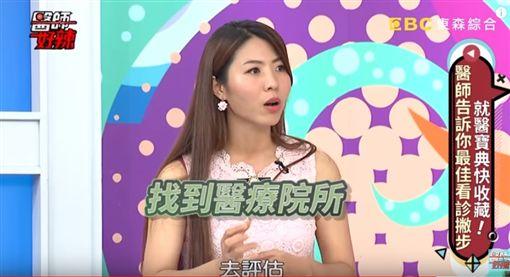 整形外科醫師朱育瑩(圖/翻攝自醫師好辣YouTube)