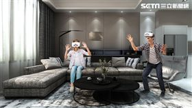 HTC,宏達電,VR,HTC VIVE,預售屋,看房子