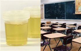 謊稱是聖水!噁師「稀釋尿」給學生喝 30童受害飲下肚(合成圖/pixabay)