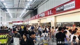 中國好市多。