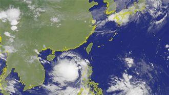 吳德榮:菲律賓還有一颱風發展中