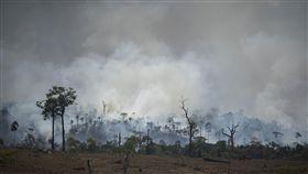 亞馬遜,巴西,大火,雨林,圖/美聯社/達志影像