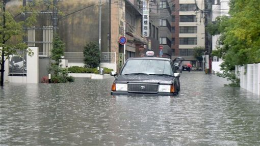 日本,九州,大雨,緊急警報,佐賀縣,第5級警報