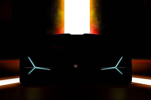 ▲Lamborghini Terzo Millennio Concept概念車。(圖/翻攝網站)