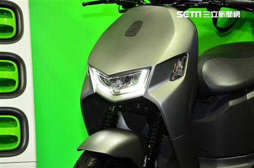 ▲A Motor智慧電車Ai-1 Sport。(圖/鍾釗榛攝影)