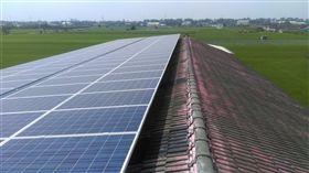 綠能 太陽能 翻攝自《太陽能 種電 綠色金礦 節能減碳 再生能源搜集》