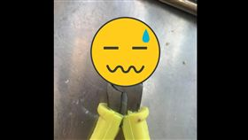 蒼蠅,竹筷子槍,斜口鉗,斷裂,爆廢公社