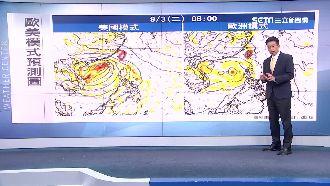 下周有熱帶擾動 吳德榮:成颱機率高
