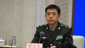 中共建政70年閱兵 中央軍委:不針對