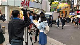 網友爆料中國媒體滲透商圈(圖/翻攝自Chung Meng Hsuan臉書)