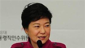 南韓,朴槿惠,親信干政,涉行賄,更審(圖/翻攝自박근혜 Park Geun-Hye臉書)