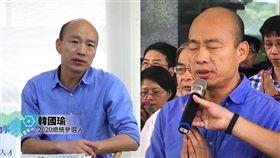 韓國瑜,選舉,人才,青年,直播,張善政