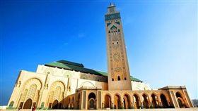 1卡薩布蘭加清真寺shutterstock_72516997(Rechitan Sorin).jpg