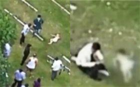 中國大陸,男童墜樓身亡(圖/翻攝自微博)