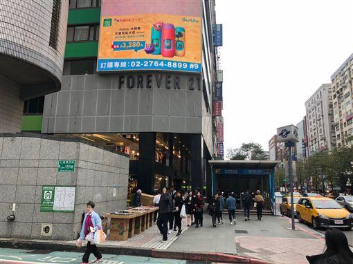 美國,時尚品牌,Forever 21,傳聲請,破產(圖/記者蔡佩蓉攝影)
