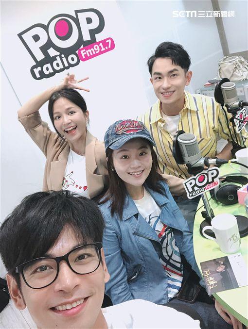 楊子儀、楊小黎(POP Radio提供)