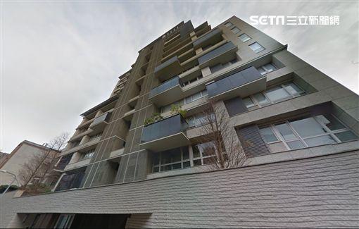 大安區非非想豪宅(google地圖截圖)