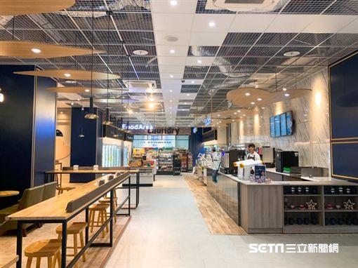 全家南台灣最大複合店。(圖/超商提供)