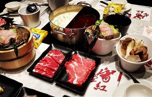 滿堂紅,麻辣鍋,東區,關店(圖/翻攝自臉書)