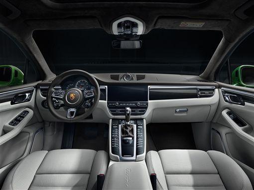 ▲Porsche The new Macan Turbo。(圖/Porsche提供)