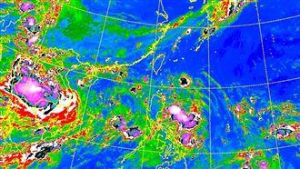 玲玲颱風將生成!今明「大雨灌台」