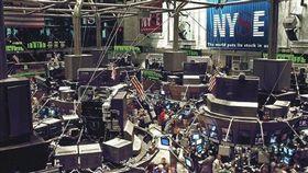 紐約證券交易所大廳。(圖/翻攝自pixabay)
