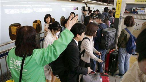 日本,新幹線,乘客,大行李箱,預約