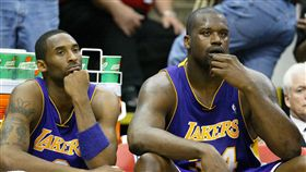 NBA/不讓柯比拿球!爆俠客創暗號 NBA,洛杉磯湖人,Kobe Bryant,Shaquille O'Neal,自幹,暗號 翻攝自推特
