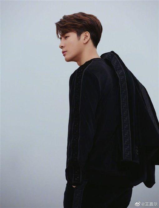王嘉爾 (圖/翻是自微博)