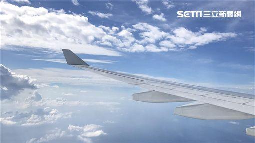 出國、旅行、搭飛機/記者楊惟甯攝影