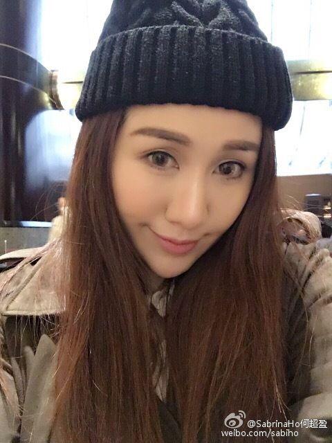 何超盈/微博