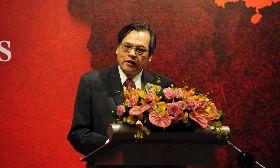 習五條宣示併吞  陳明通:台灣位中共