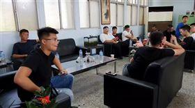 花蓮,主委,黑衣人國民黨部,泡茶