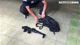 炸彈,開槍,爆裂物,對峙,嘉義