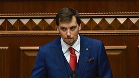 烏克蘭,總理,律師,澤倫斯基,岡察魯克